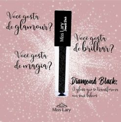 Gloss Diamond Black Miss Lary