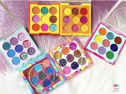 Paleta de Sombras Pop Culture DaPoP