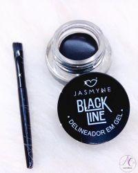 Delineador em Gel Black Line Jasmyne