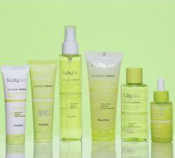 Kit Skin Care Linha Proteção Urbana Ruby Rose