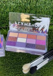 Paleta de Sombras Flame and Ice Ruby Rose